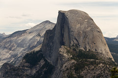 Half Dome from Glacier Point Sigma 18-200mm (JimmyD.-USA) Tags: park nature national yosemite granite halfdome glacierpoint
