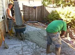 Stamped Concrete (DecorativeConcreteofVirginia.com) Tags: rock stone concrete cement patio sidewalk driveway slate stampedconcrete coloredconcrete decorativeconcrete decorativeconcreteofvirginia ashlarslate decorativeconcretevirginia