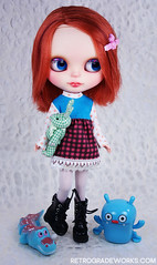 Custom Blythe - Louisa