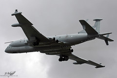 BAe Systems Nimrod MRA.4 ZJ516 (BenSMontgomery) Tags: tattoo force display aircraft surveillance air royal systems airshow international maritime bae 2009 raf fairford nimrod riat mra4 zj516