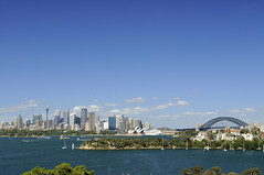 Sydney Harbour from Zoo (kwietone25) Tags: nikon sydney nsw operahouse sydneyharbour tarongazoo sydneyharbourbridge sydneyskyline d90