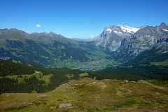 Grindelwald (Alfesto) Tags: schweiz switzerland bern grindelwald berneroberland wetterhorn