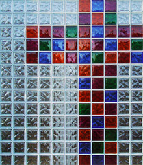 (JudyGr) Tags: london glass cross geometry translucent coloured guesswherelondon londonguessed glassbricks colourless gwl differenceandrepetition nontutto guessedbytetramesh