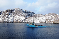 IMG_0185two3_size8by12 (daveg1717) Tags: stjohns nl fortamherst thenarrows maerskgabarus