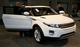 2013 Washington Auto Show - Lower Concourse - Land Rover by Judson Weinsheimer