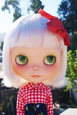 Meet Clover my first TCT custom :)