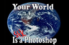 Your World Is A Photoshop (ipressthis) Tags: world sun moon sex photoshop plane truth flat god earth space yang dome reality bible curve yinyang yin universe hoax curvature flatearth nocurve