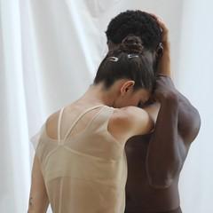 Embrace (Read2me) Tags: dance candid woman cye peabodyessexmuseum couple romance opposites ge thechallengefactorywinner pregamewinner superherowinner