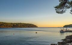 Mali Loinj (05) - ikat (Vlado Fereni) Tags: maliloinj ikat loinjisland islands islandloinj kvarner hrvatska croatia croatianislands otoci otokloinj sea seascape more jadranskomore jadran adriatic adriaticsea sunset nikond600 nikkor173528