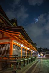 Yasaka Shrine (Hiro_A) Tags: kyoto japan shrine yasaka night historical sightseeing sigma 1770mm 1770 nikon d7200