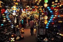 colours and light (-Mina-) Tags: singapore colours shop lamps asia southeastasia arabstreet city indoors