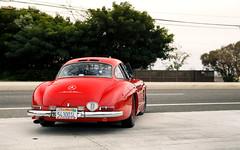 300SL. (Alex Penfold) Tags: mercedes 300sl supercars supercar super car cars autos alex penfold 2016 malibu america usa red