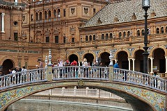 The bridge! (Jorge Cardim) Tags: andaluzia espanha espaa spain sevilha ponte bridge