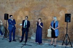 M9090166 (pierino sacchi) Tags: castellovisconteo il900 inaugurazione mostra museicivici pittura sindaco