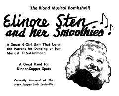 1943 elinore sten (Al Q) Tags: 1943 elinore sten her smoothies girl band