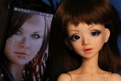 050 (Lesnaya Nyasha) Tags: unoa lusis recast makeup blushing