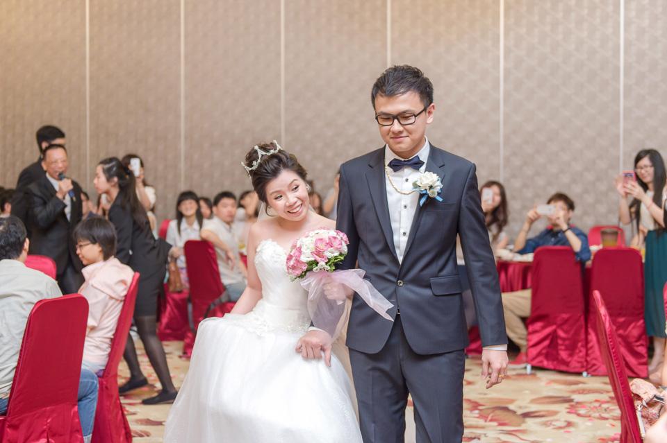 台南婚攝 情定婚宴城堡永康館 婚禮紀錄 C & V 128