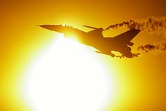 General Dynamics F-16 AM Fighting Falcon | Belgian Air Force (f1_mirage) Tags: f16 am belgian air force fa123 lzsl sliac siaf 2016 slovak international fest airshow sun smoke jet