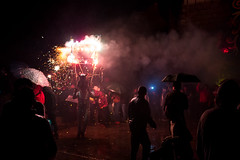 Toritos en la Fiesta Patronal de San Mateo Nopala (Christian González Verón) Tags: sanmateonopala sanmateo fiestadesanmateonopala fiestadepueblo cuetes fuegosartificiales fireworks fête feuxdartifice feuer feuerwerk