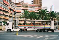 (Ian Justice) Tags: benidorm 35mm mjuii olympus ianjustice kodak sheffield uk photographer spain costablanca