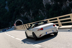 Mazda MX-5 ND (RaceOnTheEdge) Tags: 06 alpes alpesmartimes audi azur cte french gt86 honda mx5 mazda miata na nb nc nd riviera s2000 tt toyota road malaussne provencealpesctedazur france fr