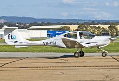 0800 (dannytanner804) Tags: owner flight training adelaide aircraft diamond da40 star reg vhytj cn 40953 parafield airport sa australia airportcodeyppf date692016