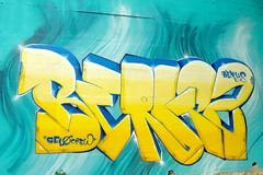Beni'z (Benji_s) Tags: benis beniz letters writing graffiti colors spraypaint sprays bombing fun benjis gelocrew gelo crew handstyle lettering art cans can color 2016 areosol wall muro mur yo