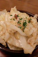 Le Coq Roti -  (HAMACHI!) Tags: bistrowinecafelecoqroti tokyo 2016 japan autumn food restaurant diningbar diningrestaurant dinner bistro italian ikebukuro anchovy cabbage tapas