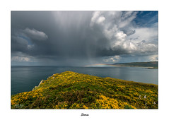 Storm... (Canconio59) Tags: arcoiris covas prior tormenta storm ferrol corua galicia espaa spain mar sea nubes clouds cielo sky