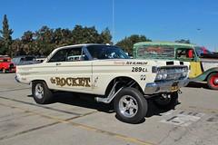 52nd Annual LA Roadsters Show (USautos98) Tags: 1964 mercury merc comet gasser hotrod streetrod custom