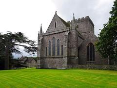 Brecon, Powys (Oxfordshire Churches) Tags: brecon aberhonddu powys wales cymru panasonic lumixgh3 uk unitedkingdom johnward churches anglican churchinwales cathedrals listedbuildings gradeilisted