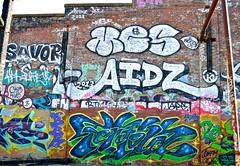 bayshore roundhouse, railroad, Southern Pacific, graffiti, (David McSpadden) Tags: bayshoreroundhouse graffiti railroad southernpacific