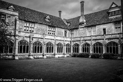 "Lacock Abbey • <a style=""font-size:0.8em;"" href=""http://www.flickr.com/photos/32236014@N07/29872528072/"" target=""_blank"">View on Flickr</a>"
