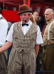 IMG_6417_Salute To The 40's 2016 (GRAHAM CHRIMES) Tags: salutetothe40s 2016 salute2016 chatham chathamhistoricdockyard vintage vehicle vintageshow heritage historic livinghistory reenactment reenactors dockyard 40s 40sdress 40sstyle 40svintage celebration actors british britishheritage wwwheritagephotoscouk commemorate