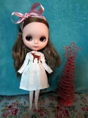 Emmaline & her little tree