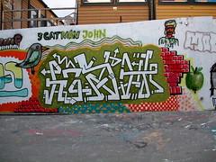 Hausmania (igloterror) Tags: oslo norway john graffiti norge josh graff atk hausmania møe scatman möe iglotrror