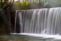 La desesperación infunde valor al cobarde. Thomas Fuller #citas  #Photography #Foto #Flickr 51 (Jose Asensio Larrinaga (Larri) Larri1276) Tags: orozkobizkaia eh efectoseda basquecountry cascada agua airelibre paisaje