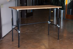 Iron Yard Adjustable Standing Desk
