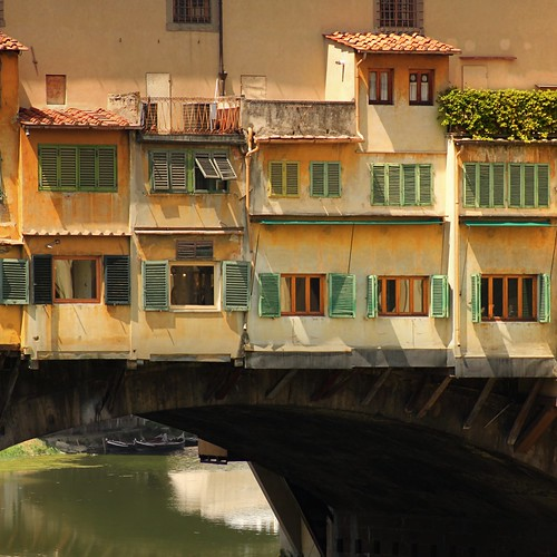 The Old Bridge - Ponte Vecchio in Florence