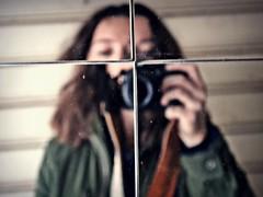 Self-portrait (PattyK.) Tags: selfportrait reflection me girl reflections myself photography mirror us nikon flickr myphotos ioannina giannina myeverydaylife giannena amateurphotographer i  girlphotographer   pattyk  nikond3100 pkostar