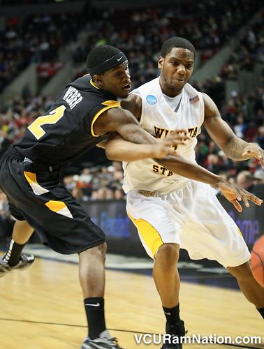 VCU vs. Wichita State (NCAA Round 2)