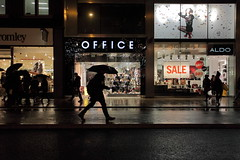 office (Paul Steptoe Riley) Tags: uk london shop shoe office store silhouettes aldo oxfordstreet shopfront aldoshoes londonshops
