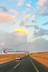 طريق البر (5) (Ebtehal Ibrahim) Tags: canon البر عنيزة الغضا