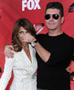 Paula Abdul and Simon Cowell: WENN.com