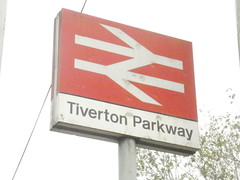 TIVERTON PARKWAY, DEVON (MrHTV@EveshamStation) Tags: crosscountry devon firstgreatwestern tvp tivertonparkway fgw