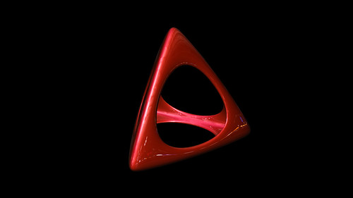 """tetrahedron soft • <a style=""""font-size:0.8em;"""" href=""""http://www.flickr.com/photos/30735181@N00/8325360101/"""" target=""""_blank"""">View on Flickr</a>"""