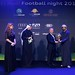 Hassan Mohammed awarded by Alberto Zaccheroni