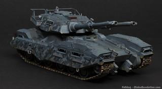 M61A5 Semovente - FIN 9 by Judson Weinsheimer