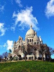 Sacr Coeur (Samer Farha) Tags: paris france parvisdusacrcur uploaded:by=flickrmobile flickriosapp:filter=nofilter