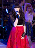 Carly Rae Jepsen performs in Times Square during New Years Eve celebrations in New York, NY
